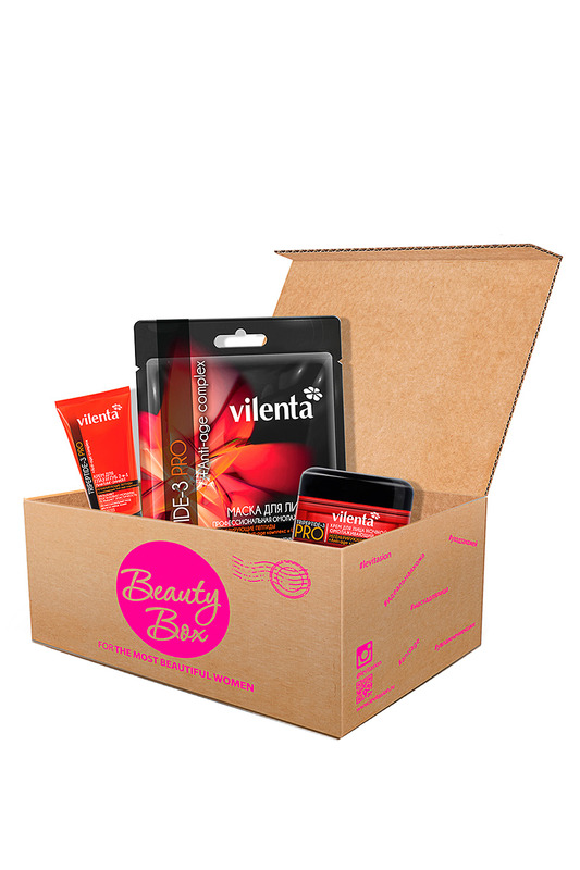 Набор Anti age Beauty Box Vilenta