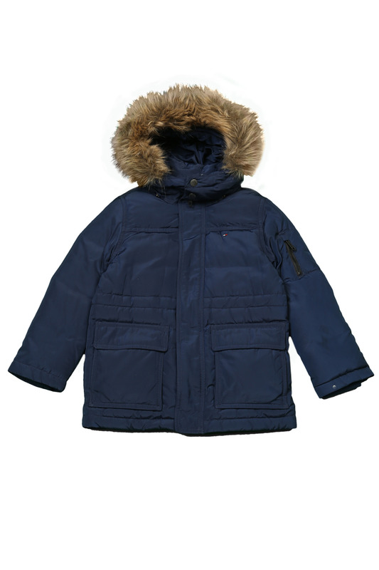 Куртка Tommy Hilfiger kids KB0KB00264/2