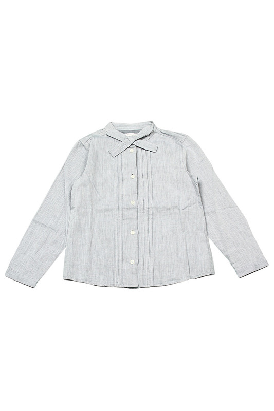 Блузка Mango KidsБлузка<br><br>Размер INT: 4-5<br>Размер RU: 4-5<br>brand_id: 45046<br>category_str_var: Odezhda-odezhda-dlja-devochek-bluzy<br>category_url: Odezhda/odezhda-dlja-devochek/bluzy<br>is_new: 0<br>param_1: None<br>param_2: None<br>season_autumn: 1<br>season_spring: 1<br>season_summer: 1<br>season_winter: 1<br>Возраст: Детский<br>Пол: Женский<br>Стиль: None<br>Тэг: None<br>Цвет: Серый<br>custom_param_1: None<br>custom_param_2: None