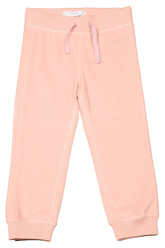 Брюки Mango KidsБрюки<br><br>Размер INT: 5-6<br>Размер RU: 116<br>brand_id: 45046<br>category_str_var: Odezhda-odezhda-dlja-devochek-brjuki<br>category_url: Odezhda/odezhda-dlja-devochek/brjuki<br>is_new: 0<br>param_1: None<br>param_2: None<br>season_autumn: 1<br>season_spring: 1<br>season_summer: 1<br>season_winter: 1<br>Возраст: Детский<br>Пол: Женский<br>Стиль: None<br>Тэг: None<br>Цвет: Розовый<br>custom_param_1: None<br>custom_param_2: None