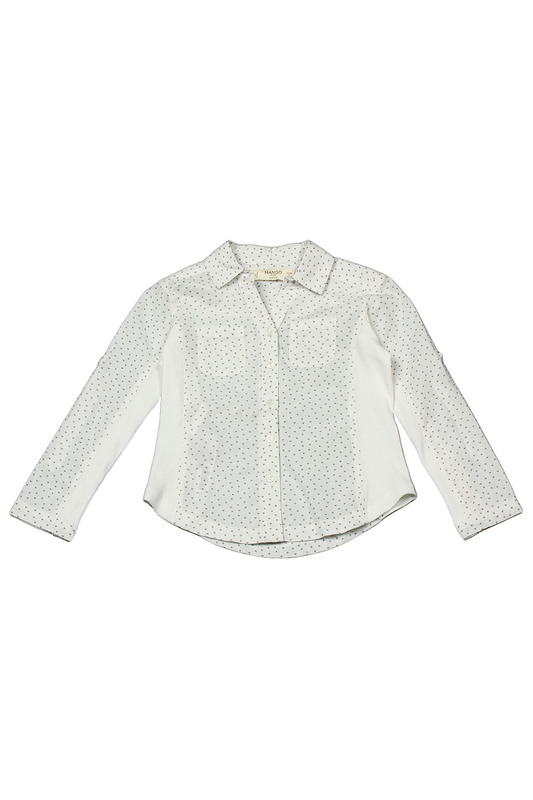 Блузка Mango KidsБлузка<br><br>Размер INT: 3-4<br>Размер RU: 3-4<br>brand_id: 45046<br>category_str_var: Odezhda-odezhda-dlja-devochek-bluzy<br>category_url: Odezhda/odezhda-dlja-devochek/bluzy<br>is_new: 0<br>param_1: None<br>param_2: None<br>season_autumn: 1<br>season_spring: 1<br>season_summer: 1<br>season_winter: 1<br>Возраст: Детский<br>Пол: Женский<br>Стиль: None<br>Тэг: None<br>Цвет: Белый<br>custom_param_1: None<br>custom_param_2: None
