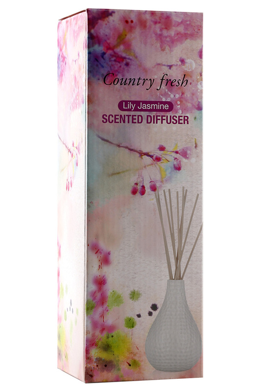 Ароматический диффузор Country FreshАроматический диффузор<br><br>brand_id: 43950<br>category_str_var: Kosmetika-zhenskaja-kosmetika-drugoe<br>category_url: Kosmetika/zhenskaja-kosmetika/drugoe<br>is_new: 0<br>param_1: None<br>param_2: None<br>season_autumn: 1<br>season_spring: 1<br>season_summer: 1<br>season_winter: 1<br>Возраст: Взрослый<br>Пол: Унисекс<br>Стиль: None<br>Тэг: None<br>Цвет: None<br>custom_param_1: None<br>custom_param_2: None