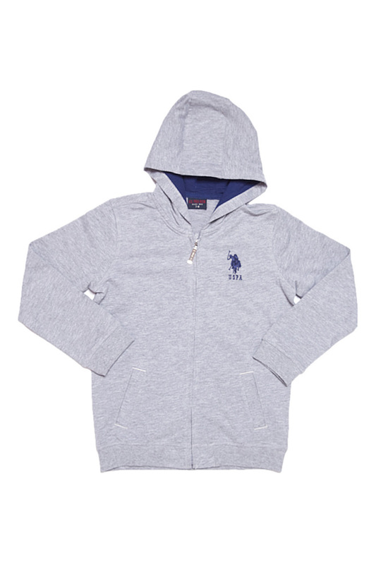 Толстовка U.S. Polo Assn.Толстовка<br><br>Размер INT: 7-8<br>Размер RU: 122-128<br>brand_id: 43575<br>category_str_var: Odezhda-odezhda-dlja-malchikov-tolstovki<br>category_url: Odezhda/odezhda-dlja-malchikov/tolstovki<br>is_new: 0<br>param_1: None<br>param_2: None<br>season_autumn: 1<br>season_spring: 1<br>season_summer: 1<br>season_winter: 1<br>Возраст: Детский<br>Пол: Мужской<br>Стиль: None<br>Тэг: None<br>Цвет: Серый<br>custom_param_1: None<br>custom_param_2: None