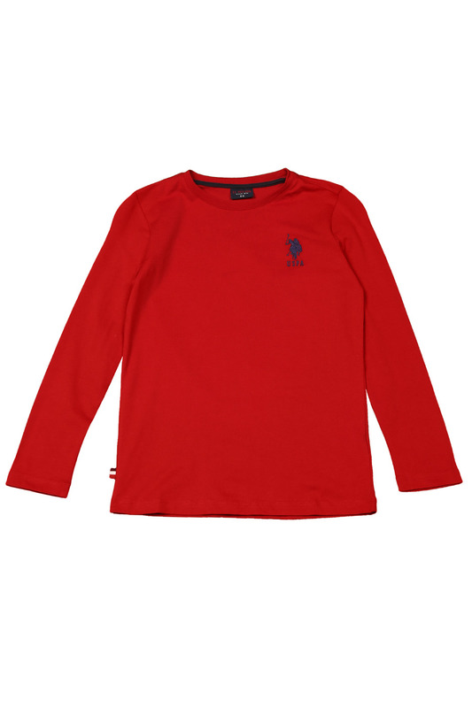 Толстовка U.S. Polo Assn.Толстовка<br><br>Размер INT: 12-13<br>Размер RU: 152-158<br>brand_id: 43575<br>category_str_var: Odezhda-odezhda-dlja-malchikov-tolstovki<br>category_url: Odezhda/odezhda-dlja-malchikov/tolstovki<br>is_new: 0<br>param_1: None<br>param_2: None<br>season_autumn: 1<br>season_spring: 1<br>season_summer: 1<br>season_winter: 1<br>Возраст: Детский<br>Пол: Мужской<br>Стиль: None<br>Тэг: None<br>Цвет: Красный<br>custom_param_1: None<br>custom_param_2: None