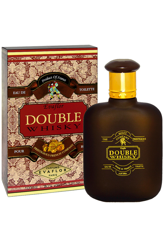 Туалетная вода Double Whisky PARFUMS EVAFLOR Туалетная вода Double Whisky whisky silver 90 мл parfums evaflor whisky silver 90 мл href