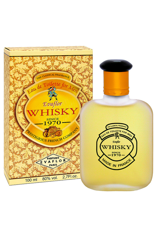 Туалетная вода Whisky PARFUMS EVAFLOR Туалетная вода Whisky пудра make up factory make up factory ma120lwiyg62