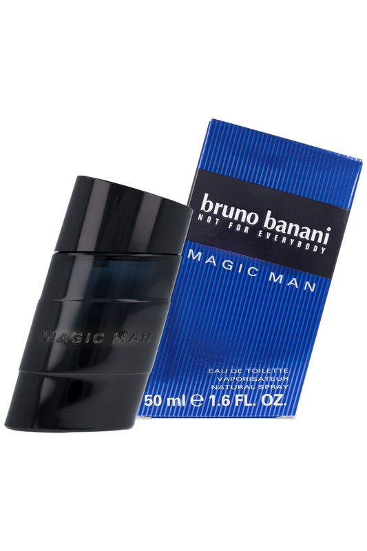 Bruno Banani Magic Man, 50 мл Bruno Banani Bruno Banani Magic Man, 50 мл гель для душа и ванны 400 мл yves rocher