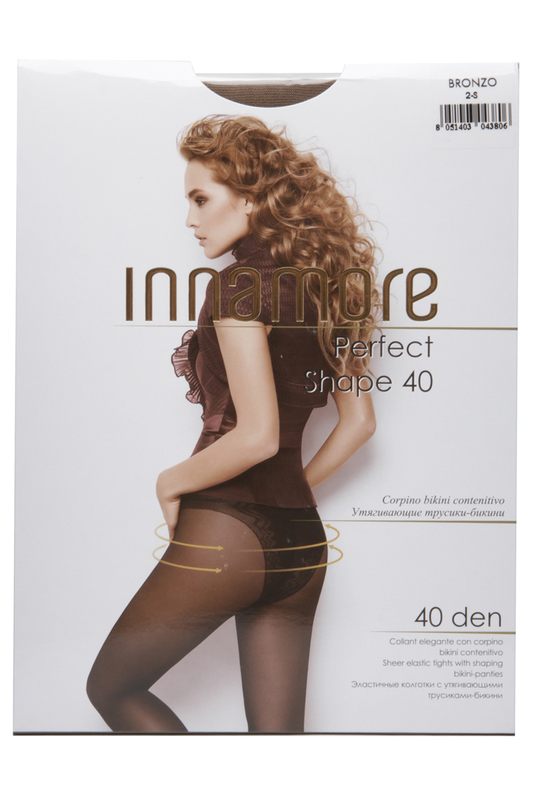 INNAMORE Колготки Perfect Shape 40 den PERFECT SHAPE 40 (ПО 80/8)