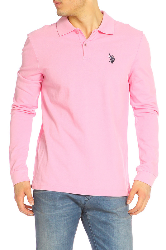 Поло-лонгслив U.S. Polo Assn.Поло-лонгслив<br><br>Размер INT: S<br>Размер RU: S<br>brand_id: 43575<br>category_str_var: Odezhda-muzhskaia-polo<br>category_url: Odezhda/muzhskaia/polo<br>is_new: 0<br>param_1: None<br>param_2: None<br>season_autumn: 1<br>season_spring: 1<br>season_summer: 0<br>season_winter: 0<br>Возраст: Взрослый<br>Пол: Мужской<br>Стиль: None<br>Тэг: None<br>Цвет: 951 розовый<br>custom_param_1: None<br>custom_param_2: None