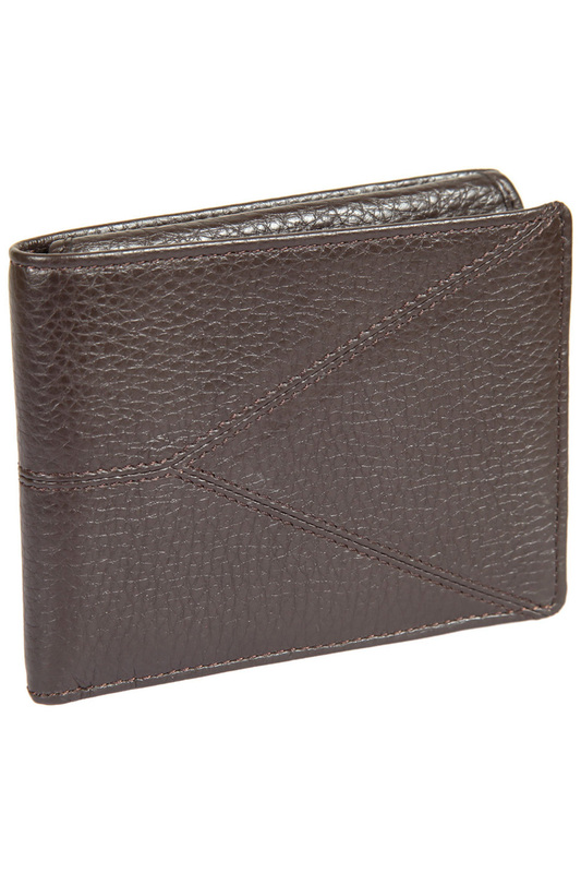 Кошелек Gianni Conti 1817142 DARK BROWN
