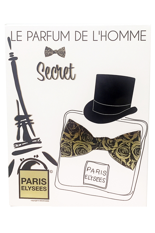 LE PARFUM DE L'HOMME SECRET PARIS ELYSEES LE PARFUM DE L'HOMME SECRET цены