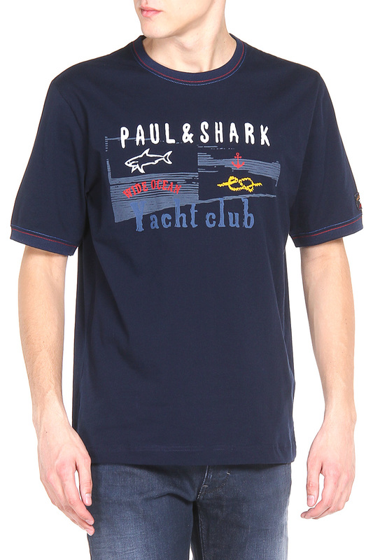 Футболка Paul &amp; SharkФутболка<br><br>Размер INT: S<br>Размер RU: 46<br>brand_id: 7814<br>category_str_var: Odezhda-muzhskaia-polo<br>category_url: Odezhda/muzhskaia/polo<br>is_new: 0<br>param_1: None<br>param_2: None<br>season_autumn: 0<br>season_spring: 0<br>season_summer: 0<br>season_winter: 0<br>Возраст: Взрослый<br>Пол: Мужской<br>Стиль: None<br>Тэг: None<br>Цвет: Синий<br>custom_param_1: None<br>custom_param_2: None