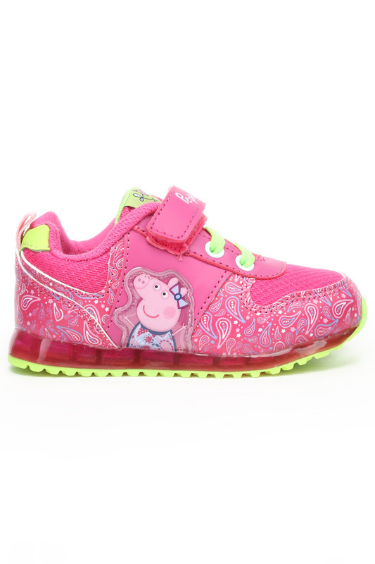Кроссовки Peppa PigКроссовки<br><br>Размер INT: 24<br>Размер RU: 24<br>brand_id: 36920<br>category_str_var: Obuv-obuv-dlja-devochek-krossovki<br>category_url: Obuv/obuv-dlja-devochek/krossovki<br>is_new: 0<br>param_1: None<br>param_2: None<br>season_autumn: 0<br>season_spring: 0<br>season_summer: 1<br>season_winter: 0<br>Возраст: Детский<br>Пол: Женский<br>Стиль: None<br>Тэг: None<br>Цвет: Фуксия<br>custom_param_1: None<br>custom_param_2: None