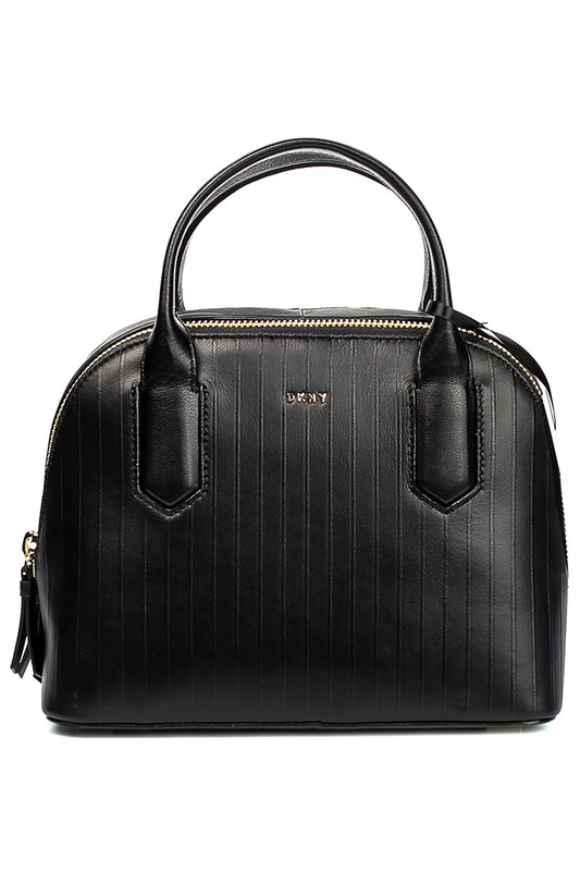 Сумка DKNY R361101001 BLACK SMALL SATCHEL