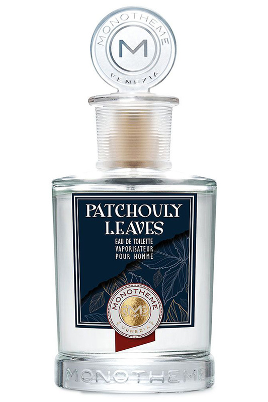 PATCHOULI Leaves Monotheme PATCHOULI Leaves white musk monotheme