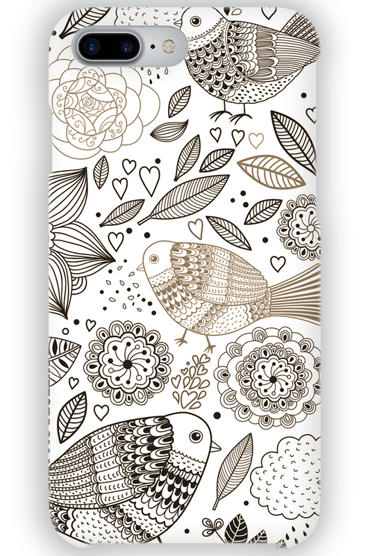 Чехол для iPhone 7 MITYA VESELKOV Чехол для iPhone 7 cushion colors of fashion cushion
