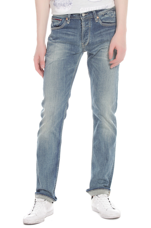 Джинсы Tommy Hilfiger Denim Джинсы стрейч футболка tommy hilfiger denim tommy hilfiger denim to013ewtpb98
