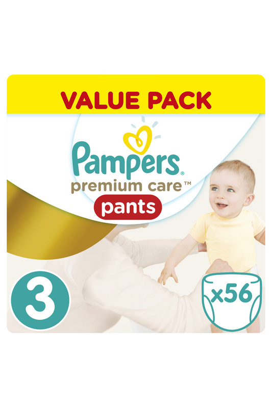 Трусики Pampers Premium Midi, 56 шт PAMPERS Трусики Pampers Premium Midi, 56 шт трусики pampers premium large 36 шт pampers трусики pampers premium large 36 шт