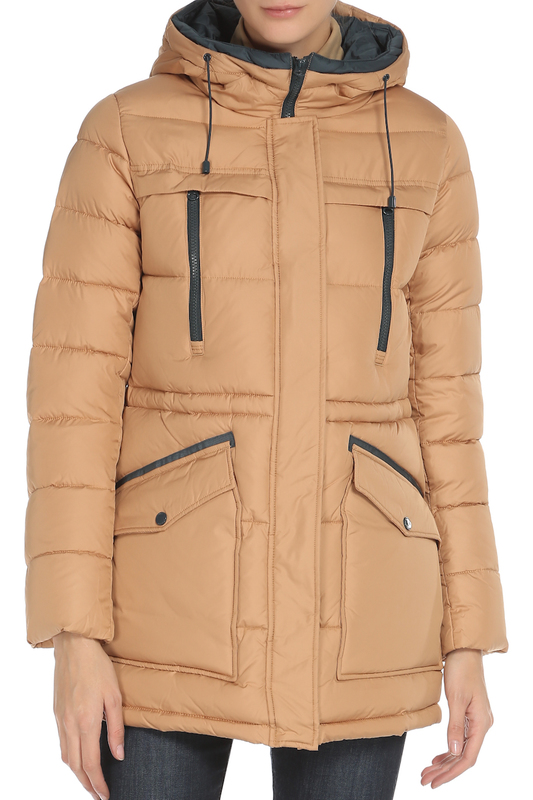 Полупальто SNOWIMAGE Полупальто fur hooded girls winter coats jackets outwear warm long down jacket kids girls clothes children parkas baby girls clothing