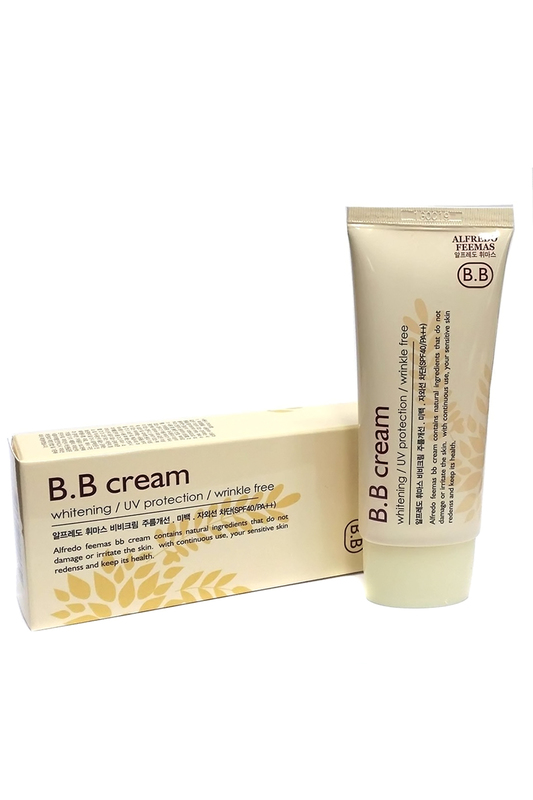 ББ крем SPF40+/PA+++, 50 мл LUNARIS ББ крем SPF40+/PA+++, 50 мл bb крем the face shop photo blur bb cream spf37 pa объем 40 мл