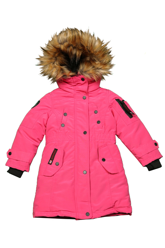Куртка CWG/Canada Weather Gear Куртка hannell across canada – resources