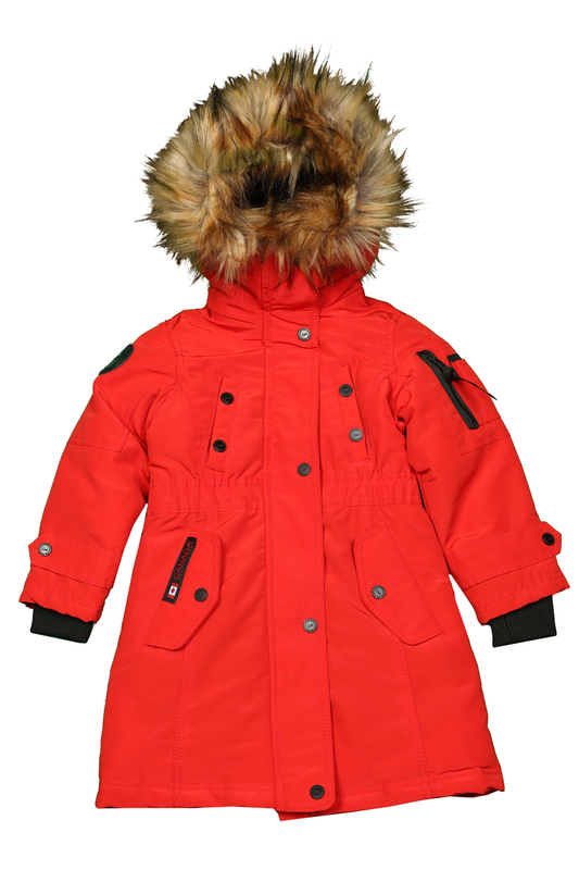 Куртка CWG/Canada Weather Gear O2CW046RU