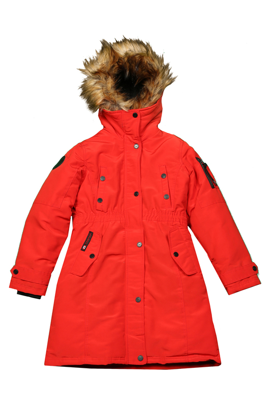 Куртка CWG/Canada Weather Gear O3CW046RU