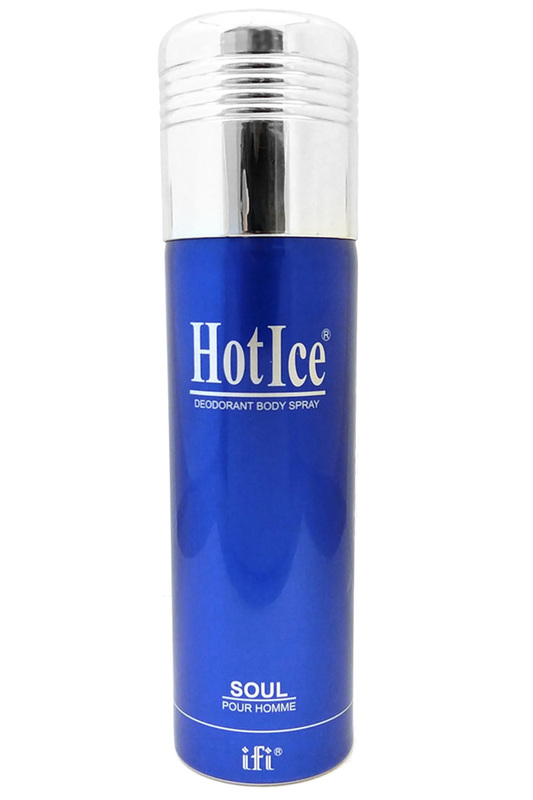 SOUL m DEO 200 ml HOT ICE