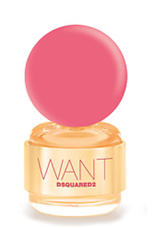 Want Pink Ginger, 50 мл DSquared2 Want Pink Ginger, 50 мл ample pink