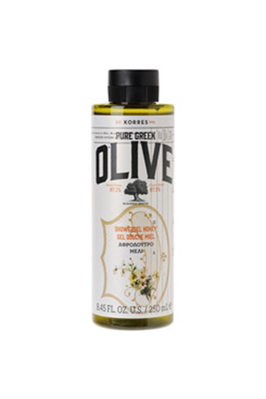 Гель для душа OLIVE & HONEY, 2 Korres Гель для душа OLIVE & HONEY, 2 гель для душа и ванны 400 мл yves rocher
