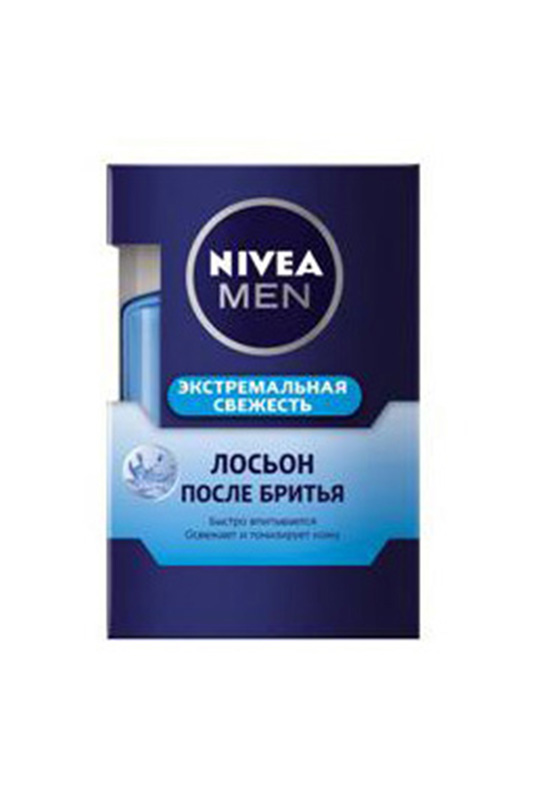 Лосьон после бритья Экстремал NIVEA Лосьон после бритья Экстремал лосьон лосьон trilogy 100ml