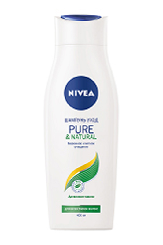 Шампунь Pure&Natural, 400 мл NIVEA Шампунь Pure&Natural, 400 мл сорочка бтк сорочка