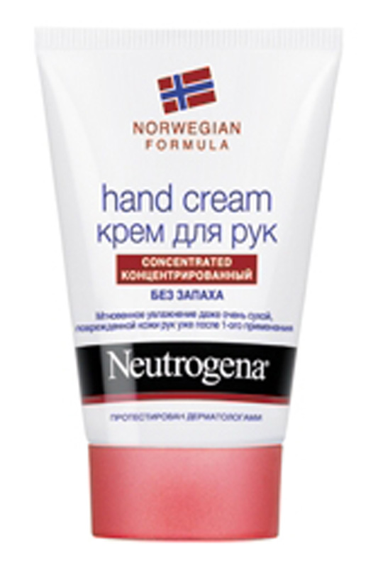 Крем для рук без запаха, 50 мл NEUTROGENA Крем для рук без запаха, 50 мл new men s military style casual fashion canvas outdoor camping travel hooded trench coat outerwear mens army parka long jackets