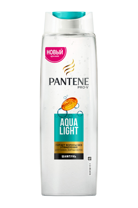Шампунь Aqua Light, 250 мл PANTENE Шампунь Aqua Light, 250 мл тонер kerafresh cc gold kis тонер kerafresh cc gold