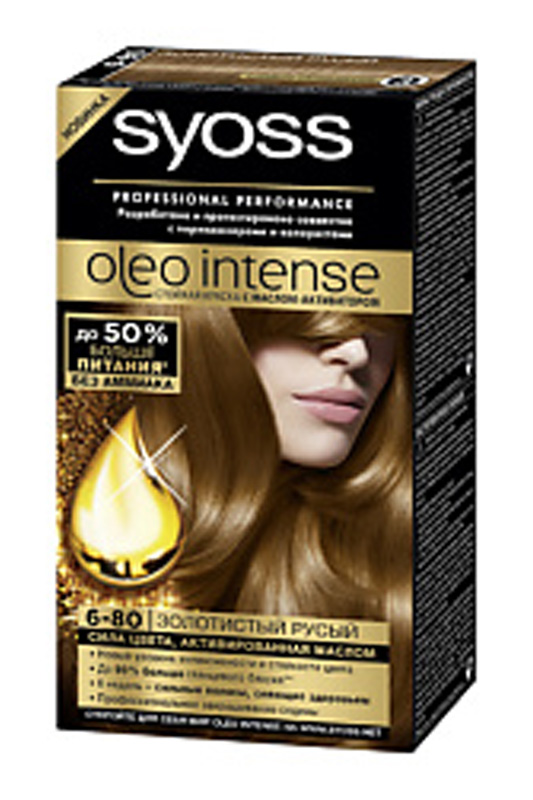 Краска для волос Oleo Intense SYOSS Краска для волос Oleo Intense сумка labbra сумка