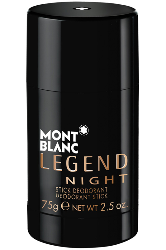 Дезодорант-стик Legend Night, Montblanc Дезодорант-стик Legend Night, legend spirit 100 мл montblanc legend spirit 100 мл