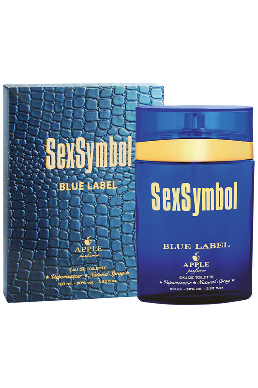 Sex Symbol Blue Label 100 мл APPLE PARFUMS Sex Symbol Blue Label 100 мл dragon noir 100 мл dragon parfums dragon noir 100 мл