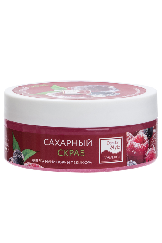 Сахарный скраб для SPA Beauty Style Сахарный скраб для SPA тарелка божья коровка infinity