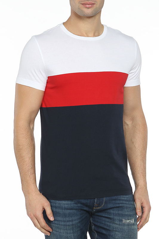 Футболка Tommy Hilfiger Футболка футболка rocawear standup white xl