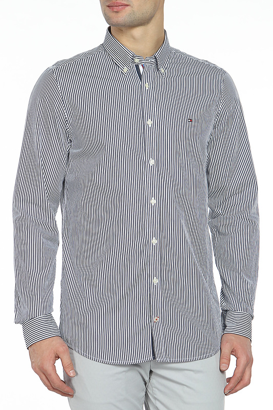 Рубашка Tommy Hilfiger Рубашка shirt jack williams shirt