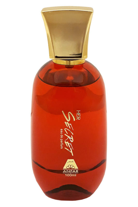 Her secret w edp, 100 мл spr ANFAR Her secret w edp, 100 мл spr