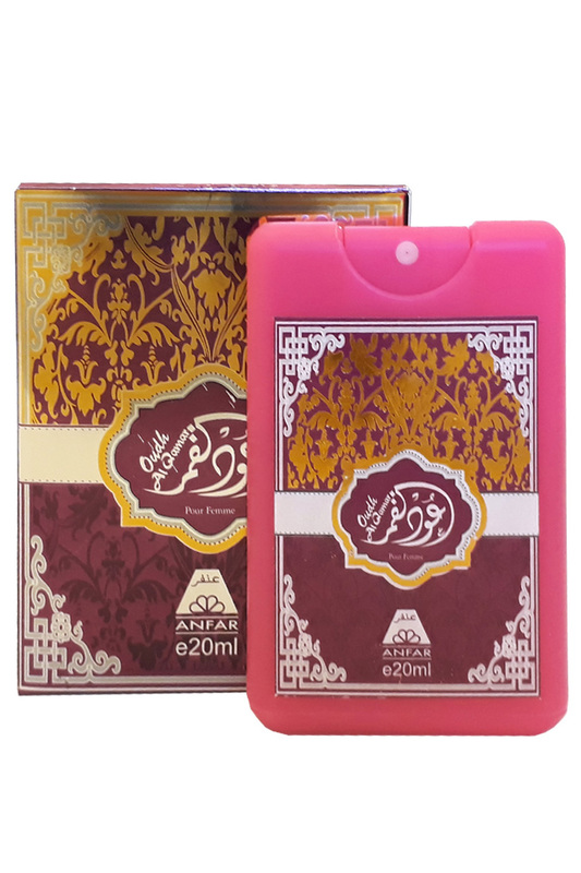 Oudh al qamar purple edp,20 мл ANFAR Oudh al qamar purple edp,20 мл костюм lelio костюм