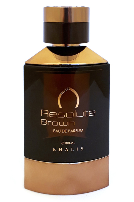 Frline resolute brown, 100 мл Khalis perfumes Frline resolute brown, 100 мл frline resolute gold 100 мл khalis perfumes frline resolute gold 100 мл
