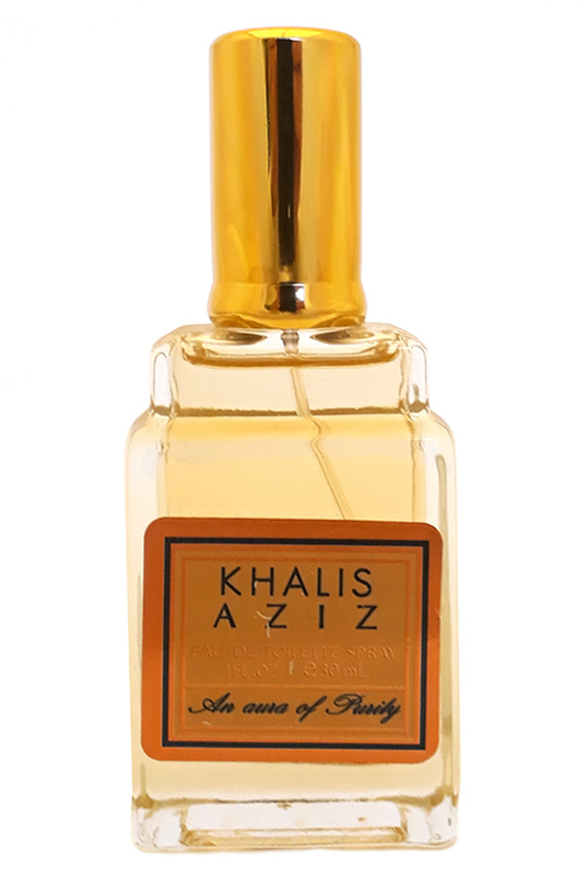 Khalis aziz u edt, 30 мл spr Khalis perfumes Khalis aziz u edt, 30 мл spr cartier declaration m edt spr 50 мл