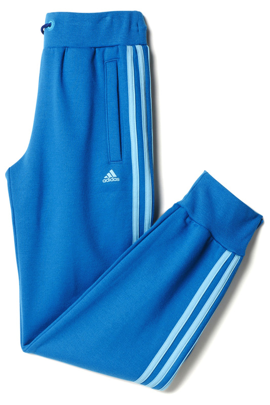 Брюки adidas Брюки esspero i nova white coffee