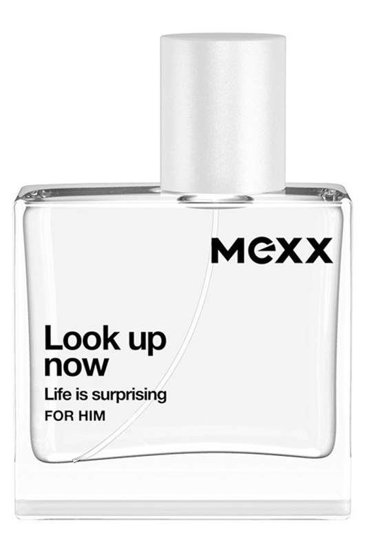 Mexx Look Up Now Man 30 мл Mexx Mexx Look Up Now Man 30 мл pure man набор гель для душа mexx