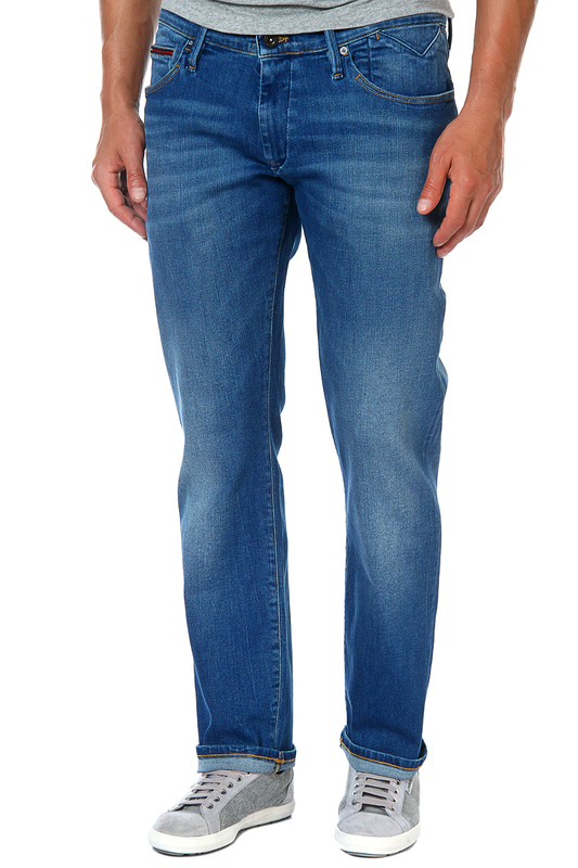 Купить Джинсы Tommy Hilfiger Denim, 911 dynamic grey stretch