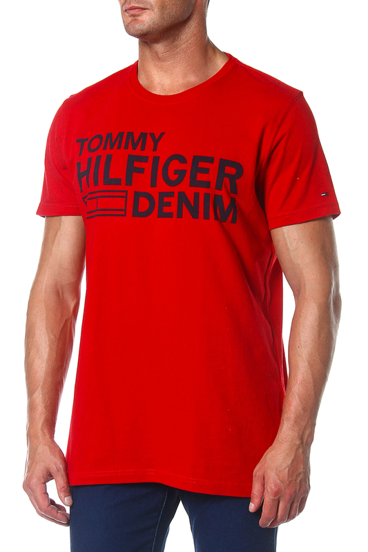 Футболка Tommy Hilfiger Denim Футболка футболка pepe jeans pm503184 599
