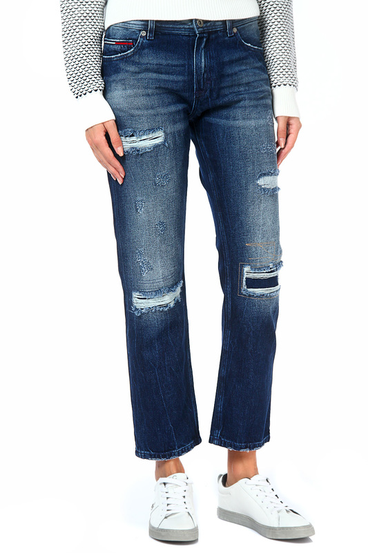 Джинсы Tommy Hilfiger Denim Джинсы джинсы tommy hilfiger mw0mw01756 919 new clean rinse