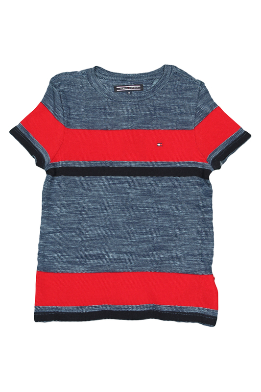 Футболка Tommy Hilfiger Футболка футболка tommy hilfiger denim tommy hilfiger denim to013ewprh21